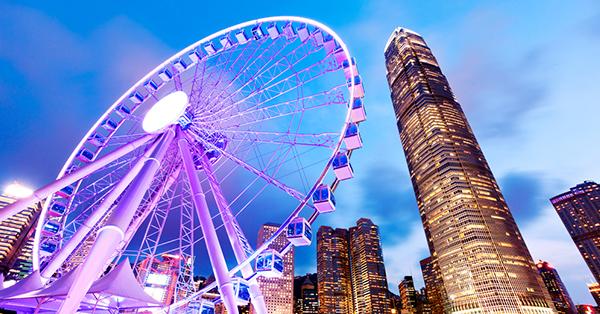 Destinasi Harga Gledek Tiket Pesawat Medan - Hong Kong