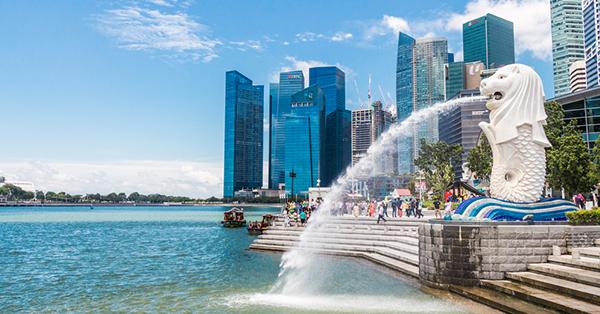 Destinasi Harga Gledek Tiket Pesawat Medan - Singapore