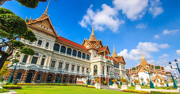 Destinasi OTW Online Tiket Week - Bangkok