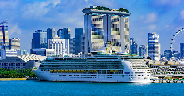Destinasi OTW Online Tiket Week - Singapura
