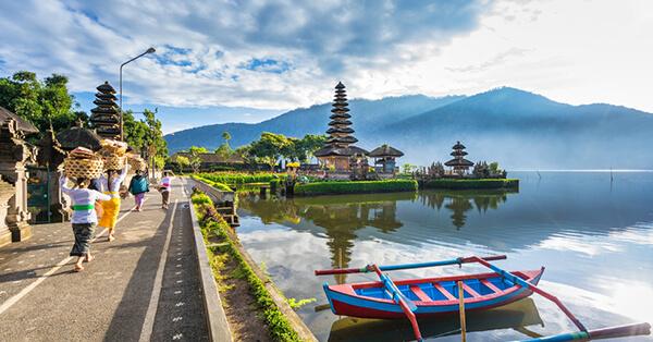 Destinasi Untuk Dikunjungi Saat Hari Ibu - Bali