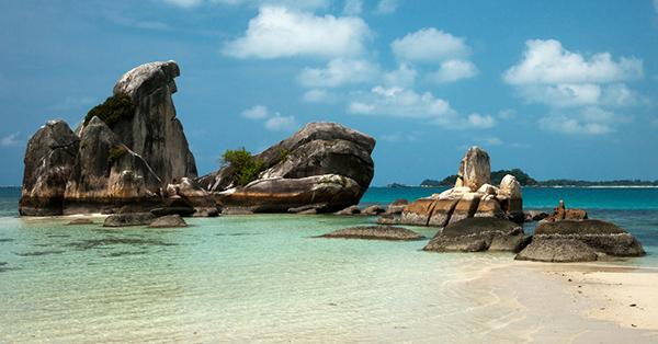 Destinasi Wisata Hari Ibu - Bangka Belitung