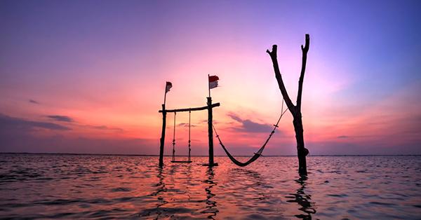 Destinasi Wisata Hari Ibu - Lombok