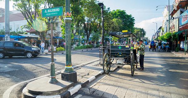 Destinasi Wisata Hari Ibu - Yogyakarta