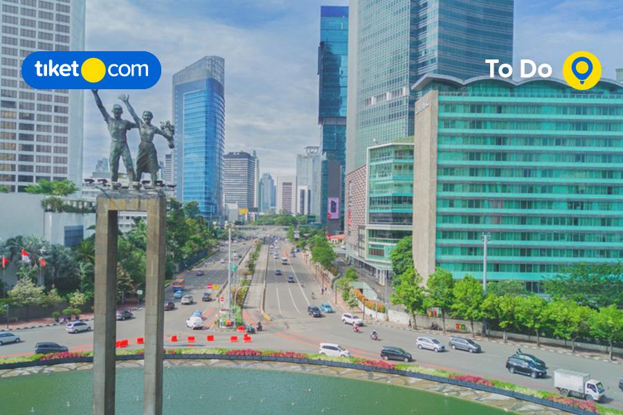 Destinasi Seru untuk Kamu Kunjungi di Ulang Tahun Jakarta