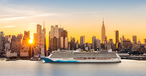 romantic things to do in New York_dinner on a cruise