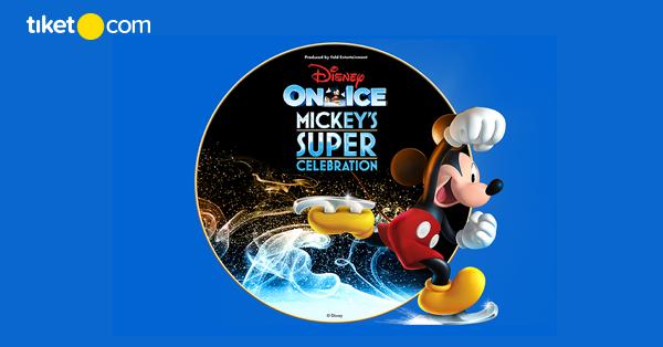 How To Buy Disney On Ice Tickets At Tiket Com Tiket Com