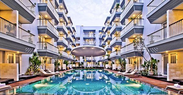 Hotel di Kuta