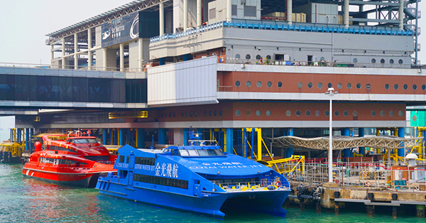 Easy Ways to travel from Hong Kong to Macao_blog_Speed Ferry