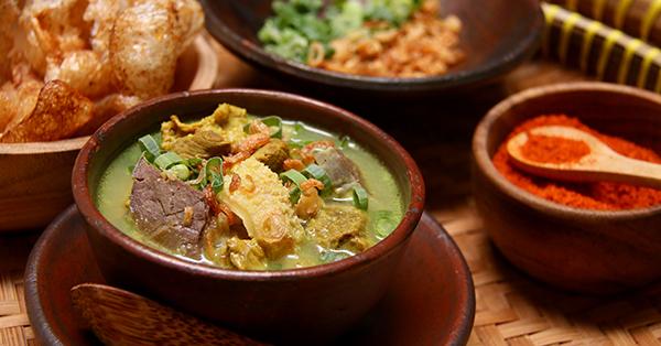 Makanan Khas Cirebon - Empal Gentong
