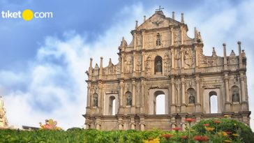 Cara ke Macau dari Hong kong