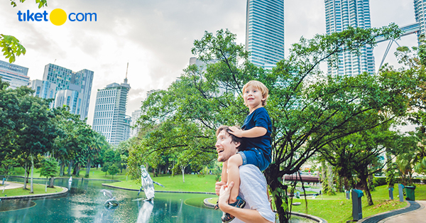 Keren 10 Tempat Wisata Malaysia Ini Ramah Anak Lho
