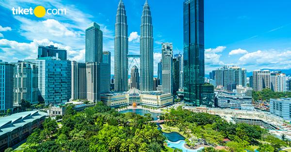 5 Taman Terindah di Kuala Lumpur, Manis Buat Kenangan!