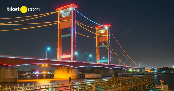 Wisata Jembatan Ampera