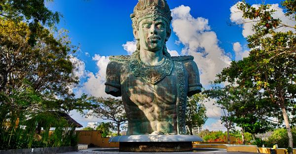 Fakta GWK Bali - Patung Dewa Wisnu