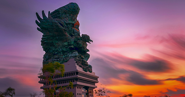 Fakta GWK Bali - Patung Garuda Wisnu Kencana
