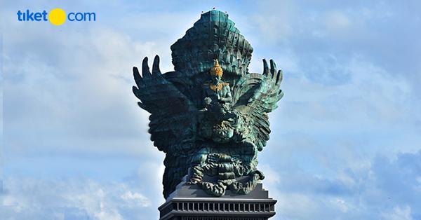 Fakta GWK Bali - Taman Garuda Wisnu Kencana