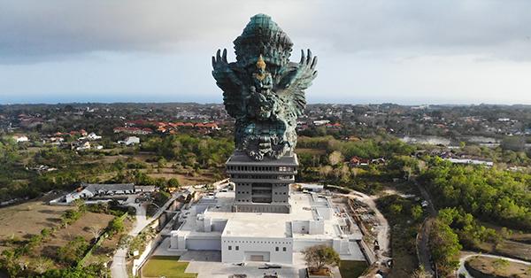 Fakta GWK Bali - patung GWK