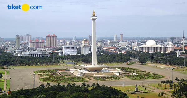 Fakta Monas Jakarta