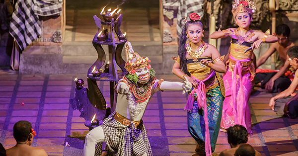Interesting Facts about Kecak Dance Bali