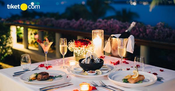 5 Tempat Dinner Romantis Di Jakarta Ini Sangat Berkesan I Tiket Com