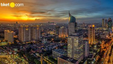 Skye Rooftop Jakarta