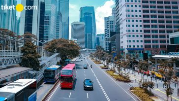 itinerary 3 hari di Jakarta