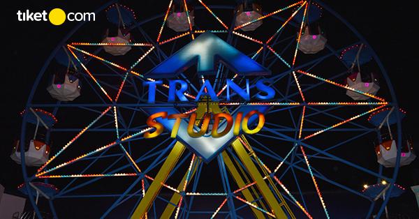 Liburan Indoor Ala Trans Studio Makassar, Eksplor Wahana Seru!