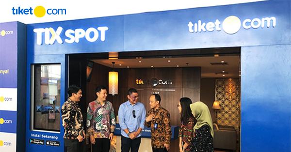 tiket.com Bekerjasama dengan Angkasa Pura Solution & Blue Sky Meresmikan Lounge tiket.com di Bandara Internasional Kualanamu