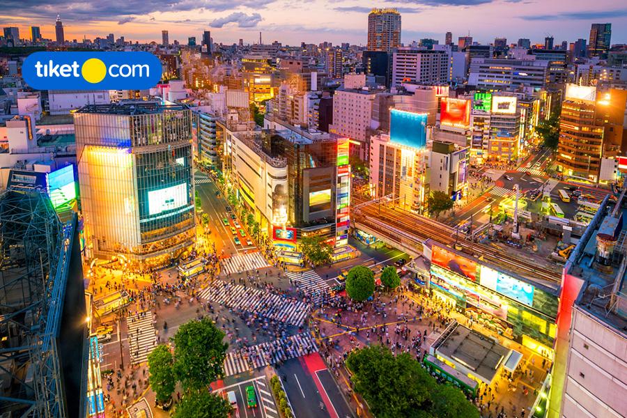 10 Wisata Instagrammable di Jepang, Saatnya Hunting Foto!