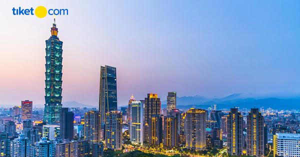 Tempat Wisata Favorit di Taiwan