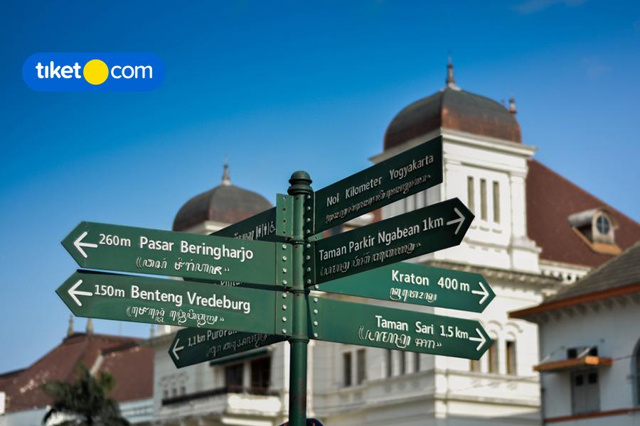 Pecinta Alam Wajib Banget Ke 10 Tempat Wisata Yogyakarta Ini Tiket Com