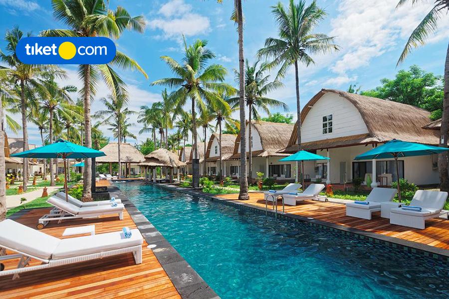 Hotel di Lombok yang Cocok untuk Reuni Keluarga, Viewnya Ciamik Banget!