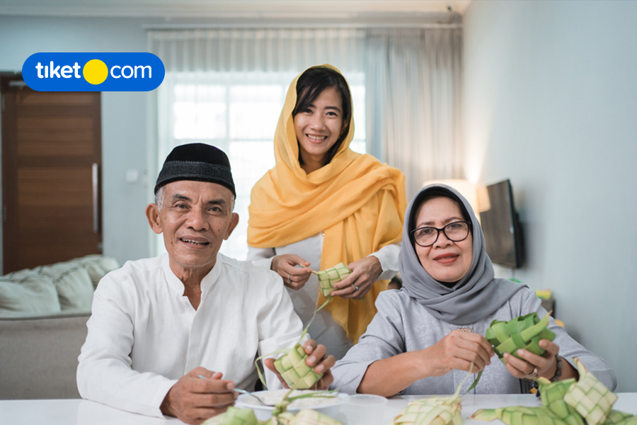 Tradisi Lebaran di Indonesia, 6 Hal Ini Paling Ngangenin