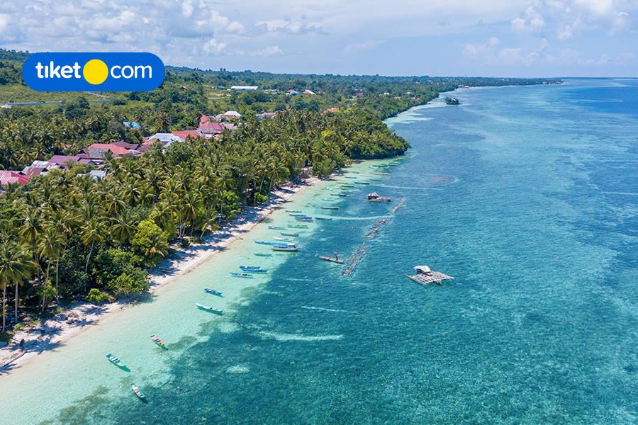 Hotel dan Resort dengan Pemandangan Luar Biasa di Wakatobi, Dijamin Susah Move On!