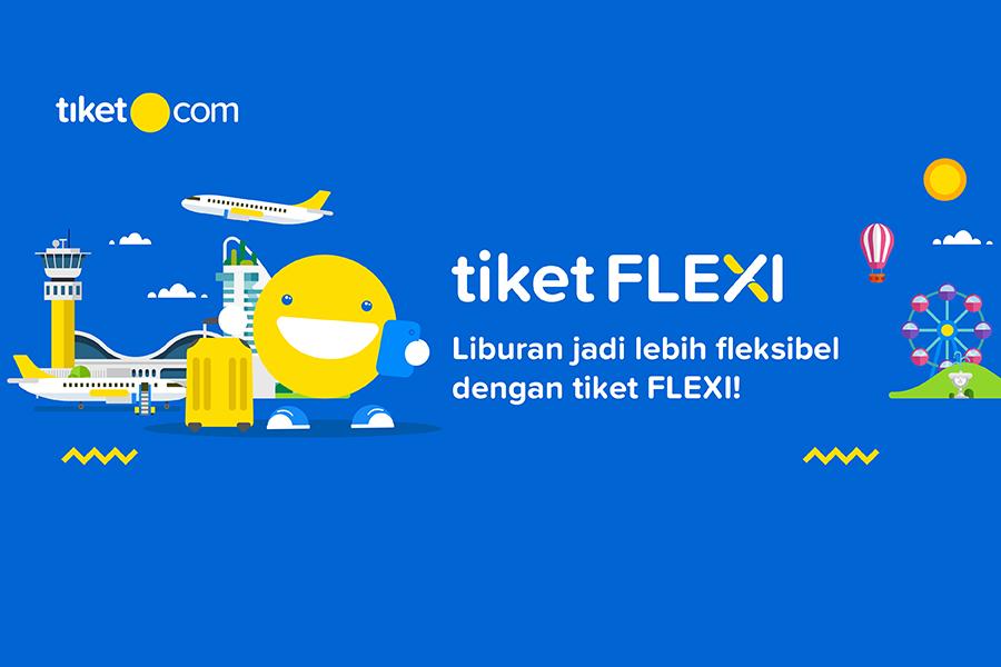 Cara Baru Pesan Tiket Tiket Com Hadirkan Fitur Tiket Flexi Untuk Fleksibilitas Pemesanan Pelanggannya Tiket Com