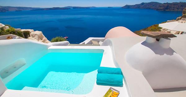 backpacking Greece