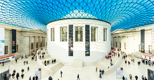 Free Attractions in London_blog_British Museum