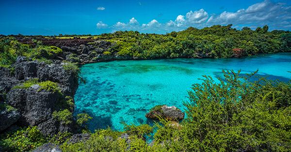 Gambar Pemandangan Alam Terindah - Danau Weekuri