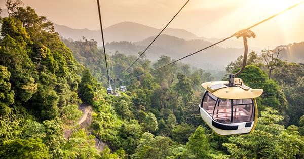 wisata ramah anak malaysia - genting highlands