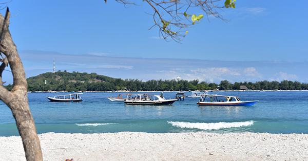 tempat wisata romantis di lombok