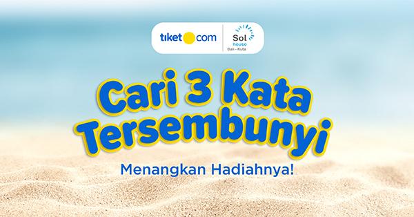 Giveaway – Sol House Bali Kuta