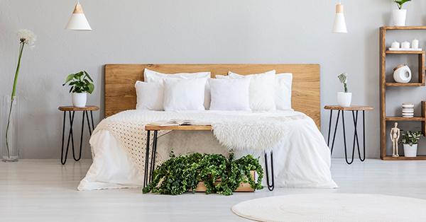 Green Hotel - Furnitur Menggunakan Bahan Daur Ulang