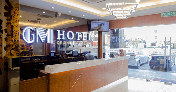 Hotel Backpacker di Malaysia_blog_GM Hotel Grand Moments