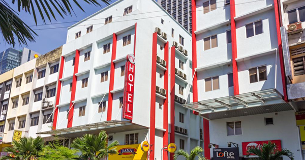 Hotel Backpacker di Malaysia_blog_My Hotel @ KL Sentral