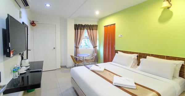 Hotel Backpacker di Malaysia_blog_Time Hotel Melaka
