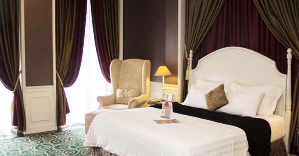 Hotel Bintang 5 di Bandung - GH Universal Bandung