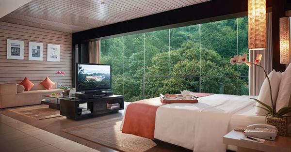 Hotel Bintang 5 di Bandung - Padma Hotel Bandung