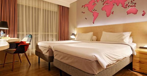 Hotel Dekat Bandara Soekarno-Hatta - Ibis Syles Jakarta Airport