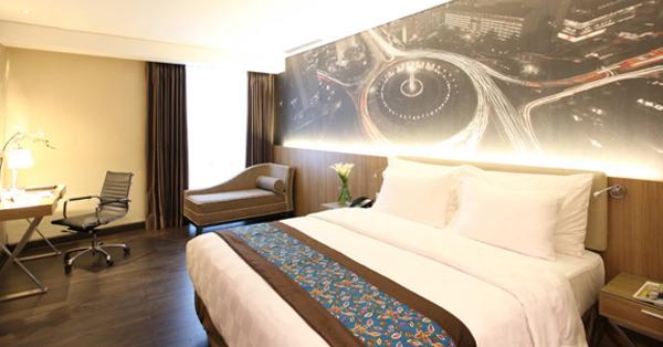 Hotel Dekat Bandara Soekarno-Hatta - Swiss-Belhotel Airport Jakarta